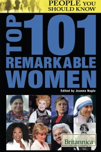 Cover Top 101 Remarkable Women
