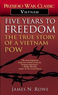 Cover Five Years to Freedom