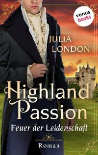 Cover Highland Passion - Feuer der Leidenschaft: Der Lockhart-Clan Band 1