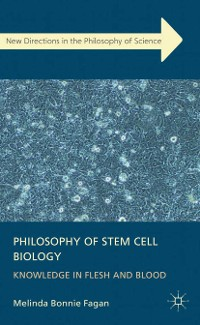 Cover Philosophy of Stem Cell Biology