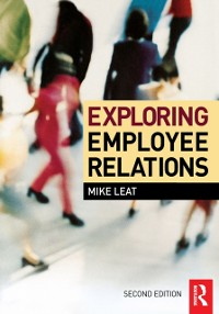 Cover Exploring Employee Relations
