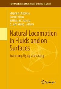 Cover Natural Locomotion in Fluids and on Surfaces