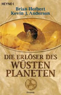 Cover Die Erlöser des Wüstenplaneten