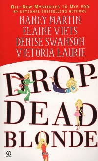 Cover Drop-Dead Blonde