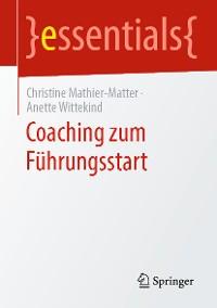 Cover Coaching zum Führungsstart
