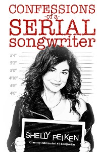 Cover Confessions of a Serial Songwriter