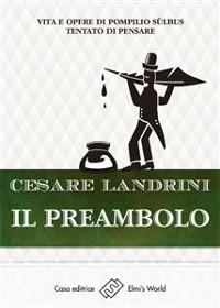 Cover Il Preambolo