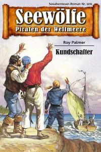 Cover Seewölfe - Piraten der Weltmeere 509