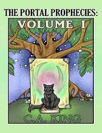 Cover The Portal Prophecies: Volume 1