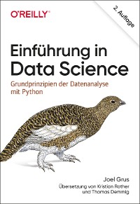 Cover Einführung in Data Science