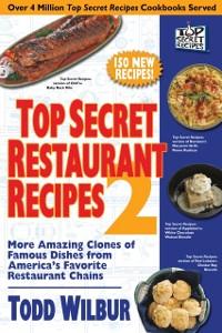 Cover Top Secret Restaurant Recipes 2