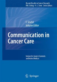 Cover Communication in Cancer Care