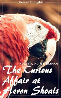 Cover The Curious Affair at Heron Shoals (Augusta Huiell Seaman) (Literary Thoughts Edition)