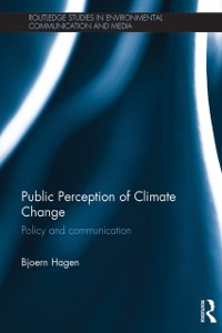Cover Public Perception of Climate Change