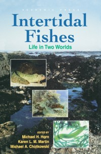 Cover Intertidal Fishes