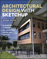 Cover Architectural Design with SketchUp