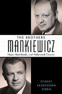 Cover The Brothers Mankiewicz