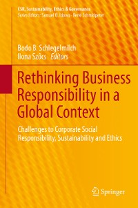 Cover Rethinking Business Responsibility in a Global Context