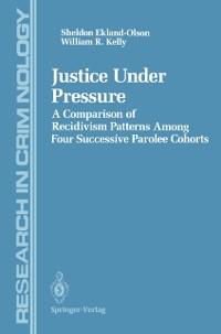 Cover Justice Under Pressure