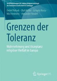 Cover Grenzen der Toleranz