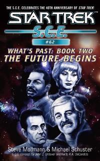 Cover Star Trek: Future Begins