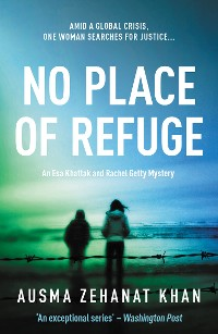 Cover No Place of Refuge