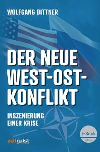 Cover Der neue West-Ost-Konflikt