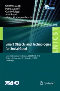 Cover Smart Objects and Technologies for Social Good