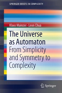 Cover The Universe as Automaton
