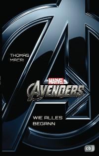 Cover Marvel Avengers