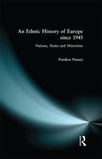 Cover Ethnic History of Europe since 1945