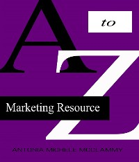 Cover A to Z Marketing Resource