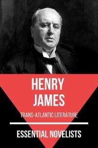 Cover Essential Novelists - Henry James