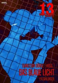 Cover 13 SHADOWS, Band 52: DAS BLAUE LICHT