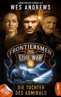 Cover Frontiersmen: Civil War 4