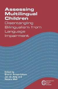 Cover Assessing Multilingual Children