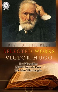 Cover Selected works of Victor Hugo