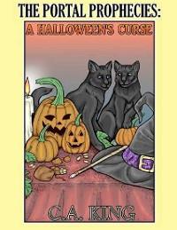 Cover The Portal Prophecies: A Halloween's Curse