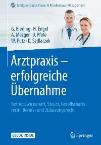 Cover Arztpraxis - erfolgreiche Übernahme