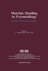 Cover Materials Handling in Pyrometallurgy