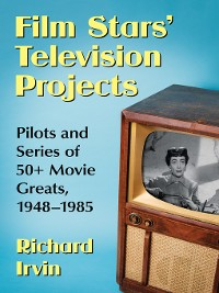 Cover Film Stars' Television Projects