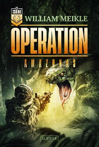 Cover OPERATION AMAZONAS