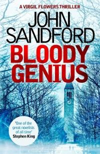 Cover Bloody Genius