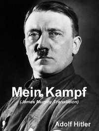 Cover Mein Kampf (James Murphy Translation)