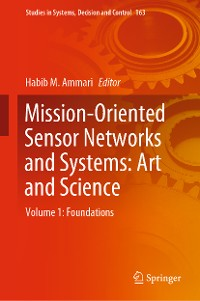 Cover Mission-Oriented Sensor Networks and Systems: Art and Science