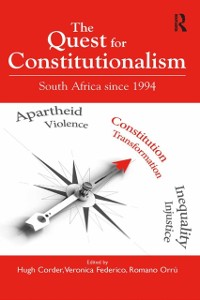 Cover Quest for Constitutionalism