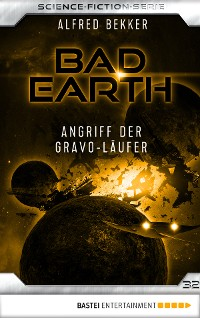Cover Bad Earth 32 - Science-Fiction-Serie