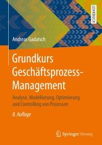 Cover Grundkurs Geschaftsprozess-Management