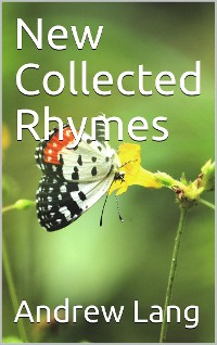 Cover New Collected Rhymes