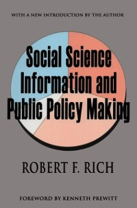 Cover Social Science Information and Public Policy Making